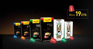 capsule compatible cafés trottet