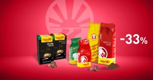promotion cafés en grains