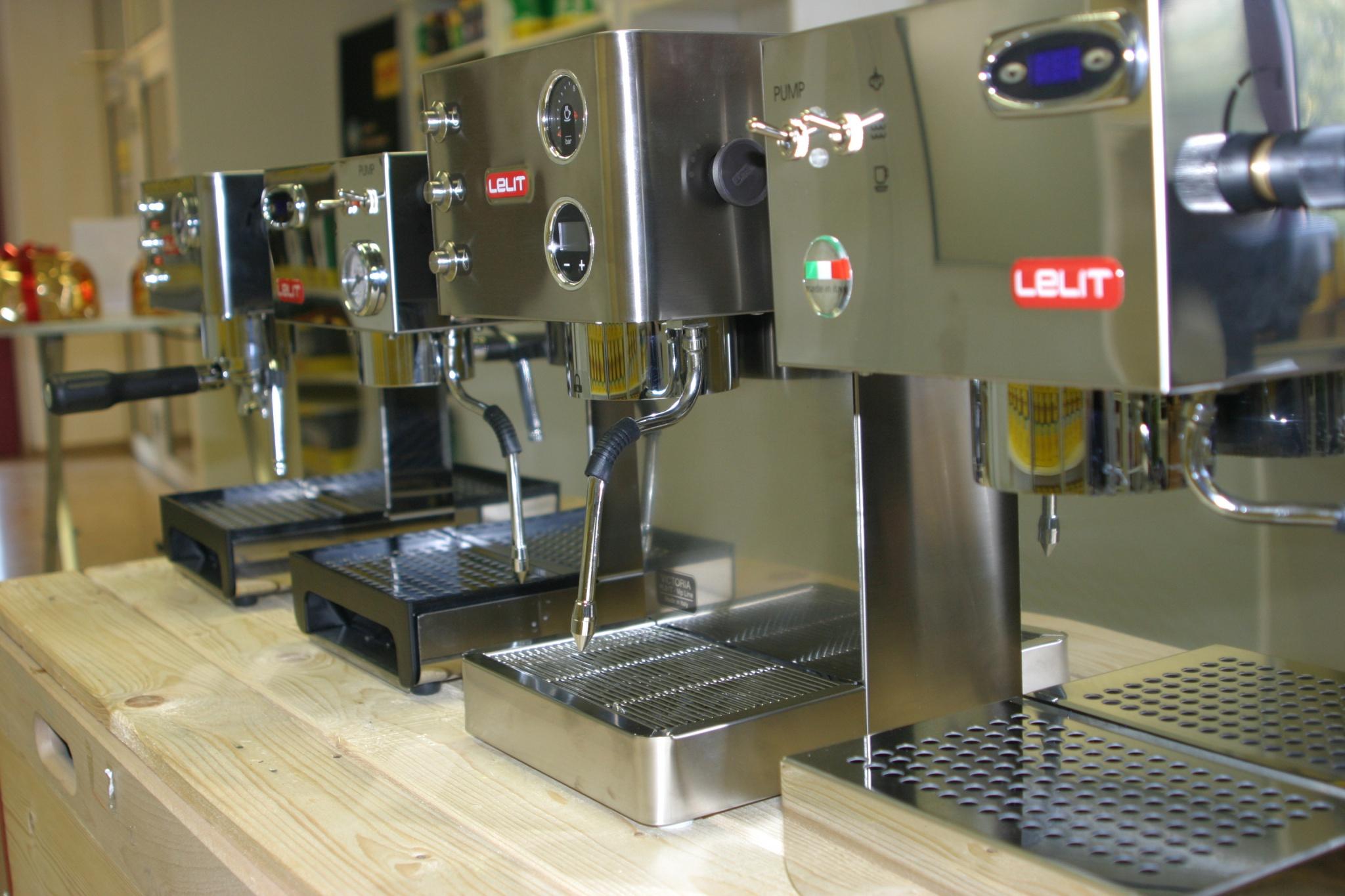 comment faire un espresso