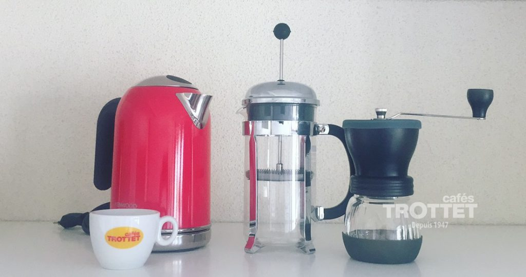 cafetière slow coffee bodum