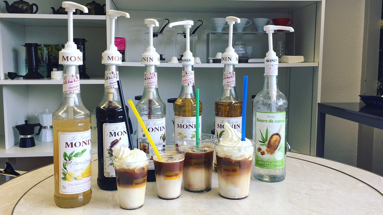 recette ice coffee
