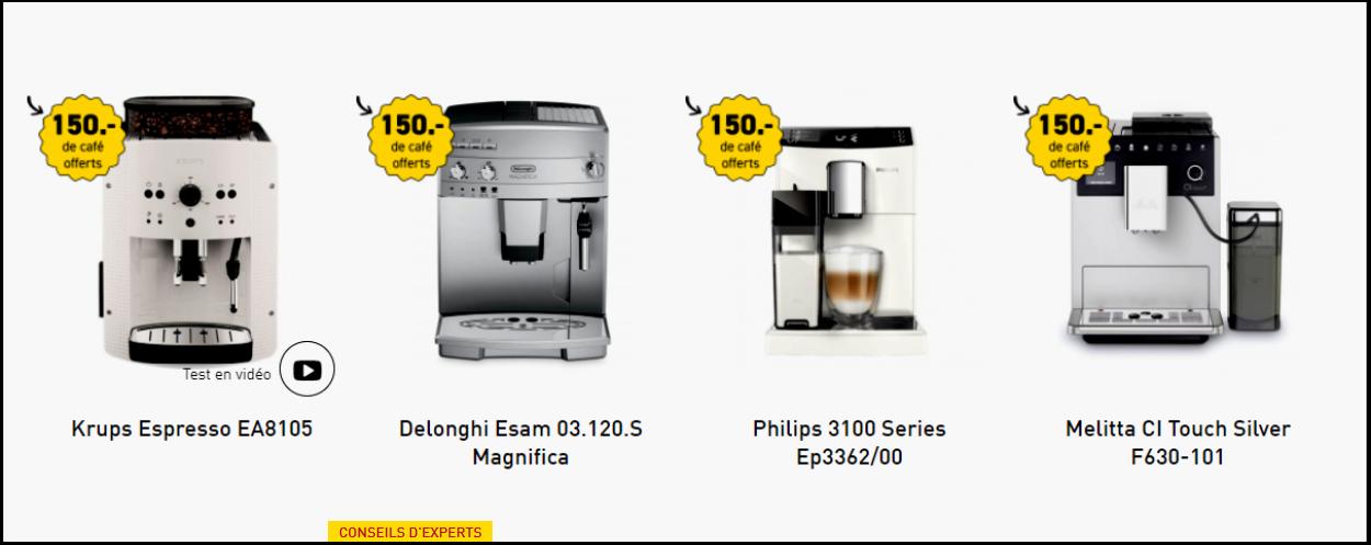 Top 10 des meilleures machines à café automatiques 2019 ...